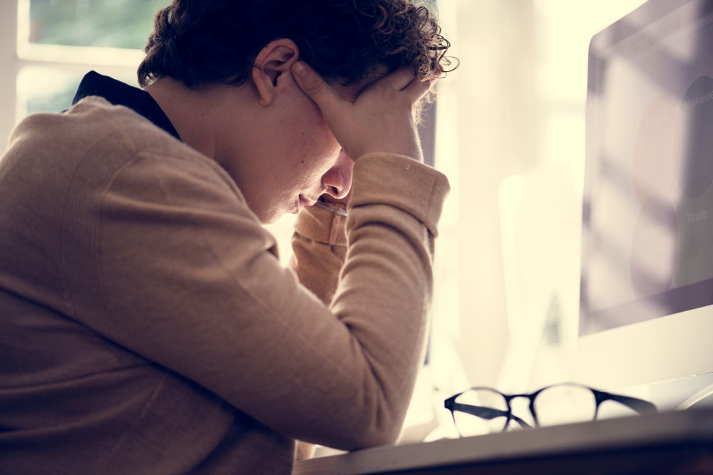 THE REASON BEHIND YOUR EMOTIONAL EXHAUSTION
