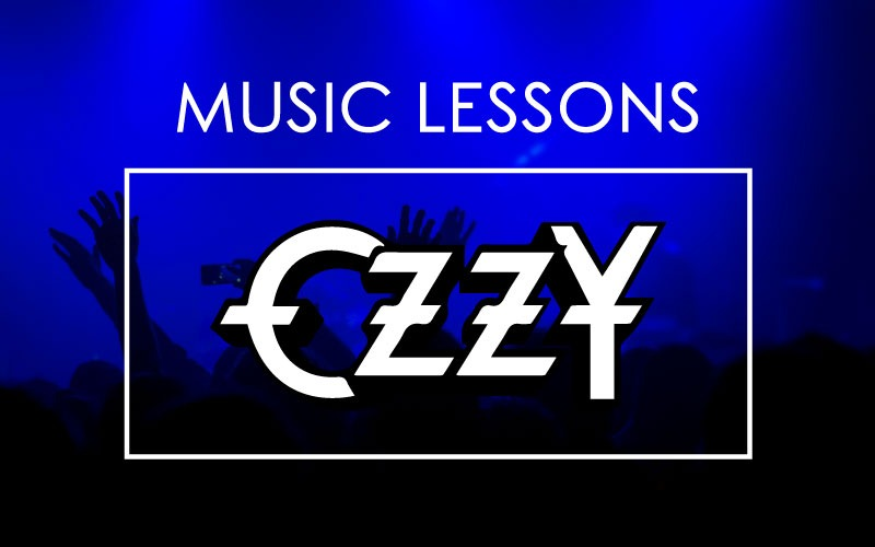 MUSIC LESSONS / CRAZY TRAIN